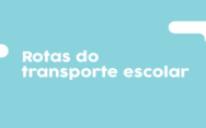 Rotas do transporte escolar
